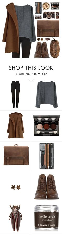 """""""Cozy Fall Sweaters"""" by captainsolo ❤ liked on Polyvore featuring River Island, Opening Ceremony, Vincent Longo, Emili, November, H by Hudson, Vernissage, Sara Happ and fallsweaters"""