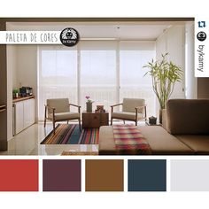 rahyja | #Repost @bykamy with @repostapp. ・・・ A Paleta by Kamy, voltou! Hoje ainda mais especial, um ambiente idealizado pelo Rahyja Afrange Arquitetura e Design com fotografias de Elcio Ohnuma e Gizele Martino. #byKamy #tapete #instagood #instalike #rug #iloverug #paleta #cores #dica #decoração #decor #design #arte #estilo #inspiração #ideia #rainbow #blue #rahyjaafrange