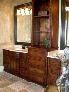 bathroom cabinets kansas city