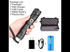 FLASHEX™ - Powerful Flashlight In The World Super Bright Flashlight, Wow Video, Technology Tools, Backyard Patio Designs, Can Lights, Survival Tools, Most Powerful, Control System, Boden