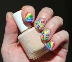 Fingers Polish Mania: Rainbow Fest!!!