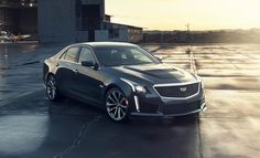New 640hp Cadillac CTS-V revealed. Check it out here.