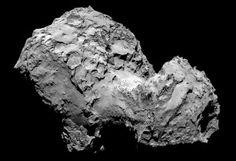 El Hierro: Erstmals Kontakt mit dem Kometen Tschuris