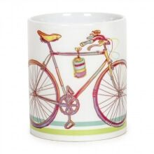 Vintage Cycle Coffee Mug
