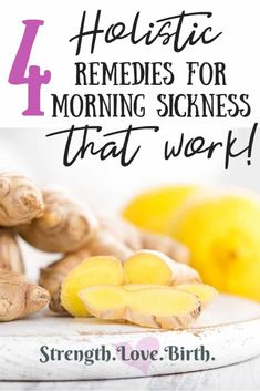 Natural remedies for morning sickness that actually work! Try all 4 of these remedies and feel better fast. Kick that early pregnancy nausea to the curb and start enjoying your first trimester! Natural Morning Sickness Remedies, Remedies For Nausea, Natural Remedies For Migraines, Holistic Remedies, Pregnancy First Trimester, Pregnancy Nausea, Early Pregnancy, Pregnancy Tips, Natural Parenting