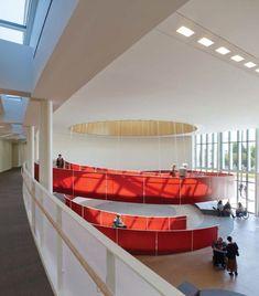 Eds Roberts Campus building - design for disabilities