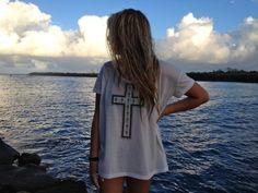 Cross T Shirt