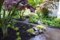 Exterior : How To Design A Attractive Front Yard Landscaping With ...