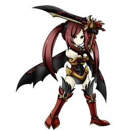 Chibi Erza Scarlet from Fairy Tail Flame Empress Armor Fairy Tail Erza Scarlet, Fairy Tail Natsu And Lucy, Fairy Tail Love, Fairy Tail Art, Fairy Tail Girls, Fairy Tale Anime, Fairy Tales, Fairy Tail Female Characters, Erza Scarlett