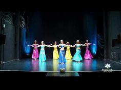 "Show Opening ""Dina Tata"" Fleur Estelle Dance Company - YouTube"