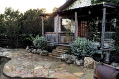Vacation Cabin Rental with Hot Tub and Private Pool for Romantic Getaway in Texas Hill Country
