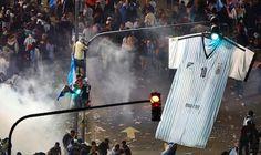 În Buenos Aires s-au iscat revolte după ce Argentina a pierdut Cupa Mondială | VICE Romania