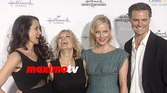 Andie MacDowell, Sarah Smyth, Teryl Rothery, Dylan Neal | Hallmark TCA W...