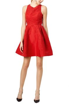 Rent Red Mark Dress by ML Monique Lhuillier for $75 only at Rent the Runway.