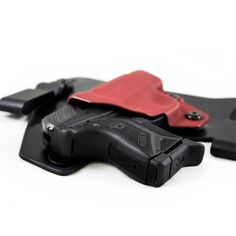 Black Arch Holsters for Ruger LCP II Pistol
