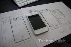 Could this be what the iPhone 5 will look like?