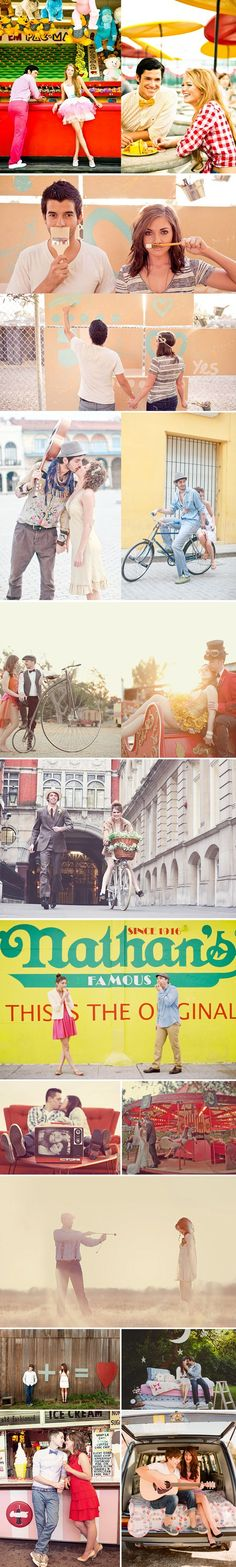 31 creative engagement shots...