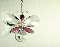Window Charm Swarovski Crystal Suncatcher от MobileSuncatchers