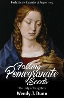 Interview with Wendy J. Dunn author of Falling Pomegranate Seeds - Elizabeth Jane Corbett