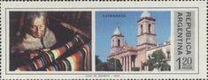 Sello: Catamarca (Argentina) (Argentine Provinces) Mi:AR 1210,Sn:AR 1058,Göt:AR 1682