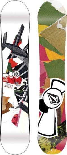 Capita x Volcom DBX 157cm Snowboard