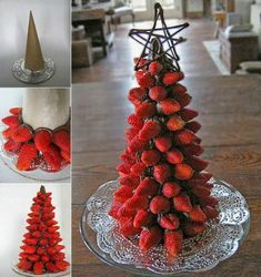 CHRISTMAS FOOD IDEAS Start your Christmas with wonderful cookie treats. Design them with Christmas themes and place them on your cookie plate beside the Christmas tree. Via (cuded.com) Please follow and like us:0