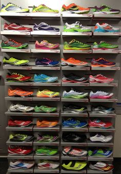 love my saucony(s)... a runner's heaven.