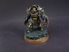 Image result for iron warriors cataphractii
