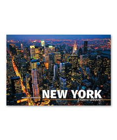 New York From Above Hardcover