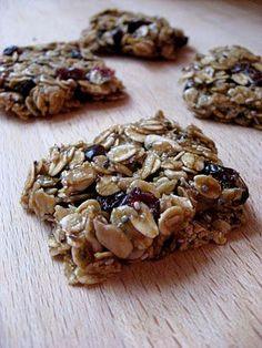 Receitas Saudáveis Para Saúde e Boa Forma: Barras de cereais com sementes de Chia