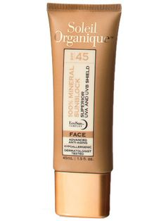 Soleil Organique SPF 45 - InStyle Best Beauty Buys 2013 Winner #instylebbb