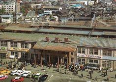 仙台駅 1960年代