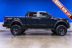 Custom 2014 Ford Truck with Brand New Fabtech Performance Lift with Fuel Boost Wheels on x Nitto Trail Grappler Tires For Sale Ford F150 Fx4, 2014 Ford F150, F150 Truck, Ford 4x4, Lifted Ford, Ford Bronco, Lifted Trucks, 4x4 Trucks For Sale, Tires For Sale