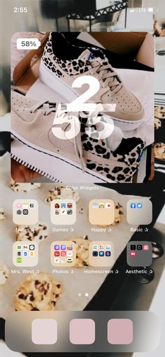 Iphone Layout, Homescreen, Layouts, Ios, Desktop, Tech, Technology