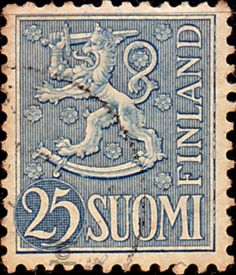 Coat Of Arms, Finland, Stamps, Lion, Seals, Family Crest, Postage Stamps, Stamp, The Sentence