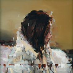 "Saatchi Online Artist Joshua Bronaugh; Painting, ""Stag"" #art"