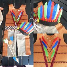 mcompany style: Disfraces salvaje oeste para los niños. Parte I.
