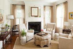 Design Manifest Chestnut Hill Project - Living Room
