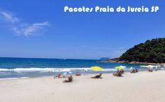Pacotes para Praia de Jureia SP em feriados e 2016 #pacotes #viagem #2016 #praia #sp