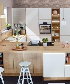 If you are looking for Scandinavian Kitchen Decor Ideas, You come to the right place. Below are the Scandinavian Kitchen Decor Ideas. This post about Scan. Kitchen Chairs, Kitchen Furniture, Kitchen Decor, Kitchen Styling, Kitchen Storage, Storage Room, Kitchen Organization, Scandinavian Kitchen, Kitchen Trends