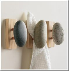 This website is going to get me into trouble..... LOL =] Top 31 Outstanding Towel Hangers for Bathroom