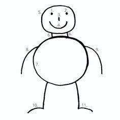 15 rajzolós mondóka - így fejlesztheted játékosan a kicsi kézügyességét! | Családinet.hu Charlie Brown, Diy And Crafts, Symbols, Letters, Education, Children, Drawings, Character, Play
