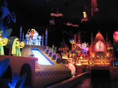 """""""It's A Small World After All...''"""