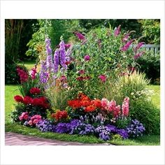 The English Cottage Garden สวนสไตล์อังกฤษ