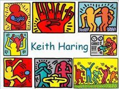 Beeldende vorming - Keith Haring