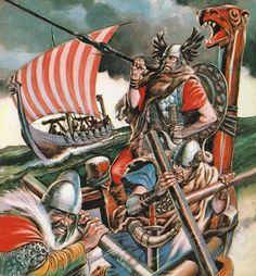 Leif Ericsson, the Viking Who Found America.