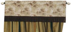 Pine Forest Valance