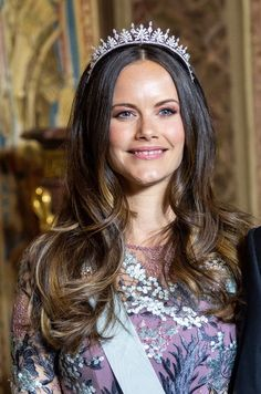 Princess Sofia of Sweden, Duchess of Värmland. Princess Sofia Of Sweden, Prince And Princess, Swedish Royalty, Prince Carl Philip, Princess Pictures, Royal Tiaras, Danish Royal Family, Princess Madeleine, Royal Jewelry