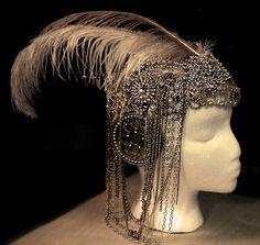 <3   cool tribal headpiece