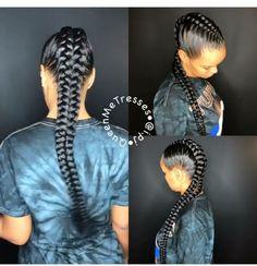 Dutch braid hairstyles braided hairstyles black women how to do braided hairstyles braided hairstyles with beads braided hairstyles cornrows quick braided hairstyles 2018 braided hairstyles bob braided hairstyles with bangs for black hair Quick Braided Hairstyles, Feed In Braids Hairstyles, Girl Hairstyles, Hairstyles 2018, Braided Locs, Mohawk Braid, Black Girl Braids, Braids For Black Hair, Girls Braids